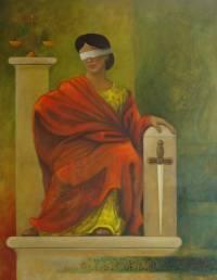 Dama da Justiça - Acervo do Fórum de São João del Rei - OST - Diego Mendonça