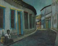 Rua torta - OST - 40 x 60 - Diego Mendonça