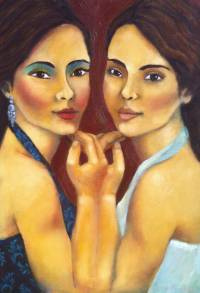 Mulheres de Aço e Flores - OST - 50 x 70 - Diego Mendonça