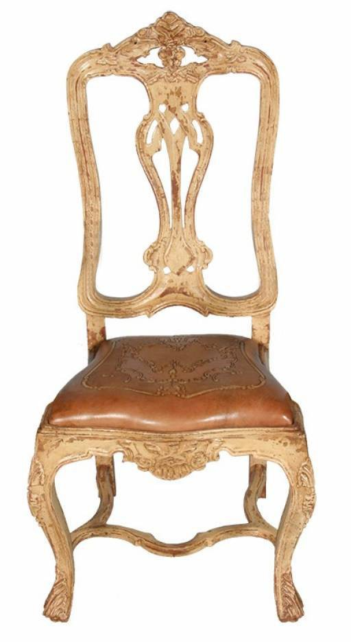 Cadeira Dom José Real