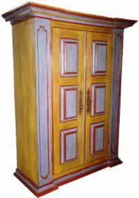 Armário 6 almofadas