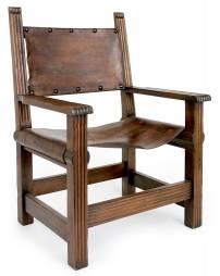Cadeira Achatada