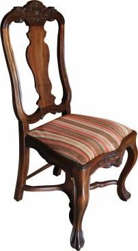 Cadeira D.José com estofamento