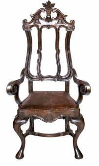 Cadeira Dom João Lecker
