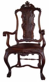 Cadeira Dom Jose 3
