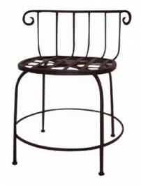 Cadeira ferro bambol
