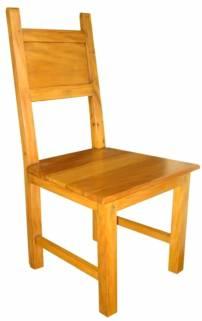 Cadeira Pintada Arabesco