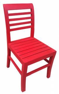 cadeira ripa baixa