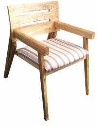 cadeira vazada