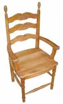 Cadeiras 3 ondas