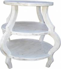 Mesa lateral tripla